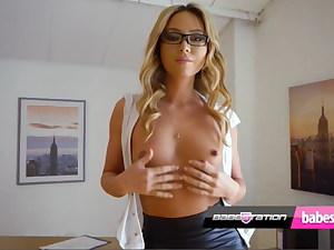 Natalia Forrest – Secretary Strip